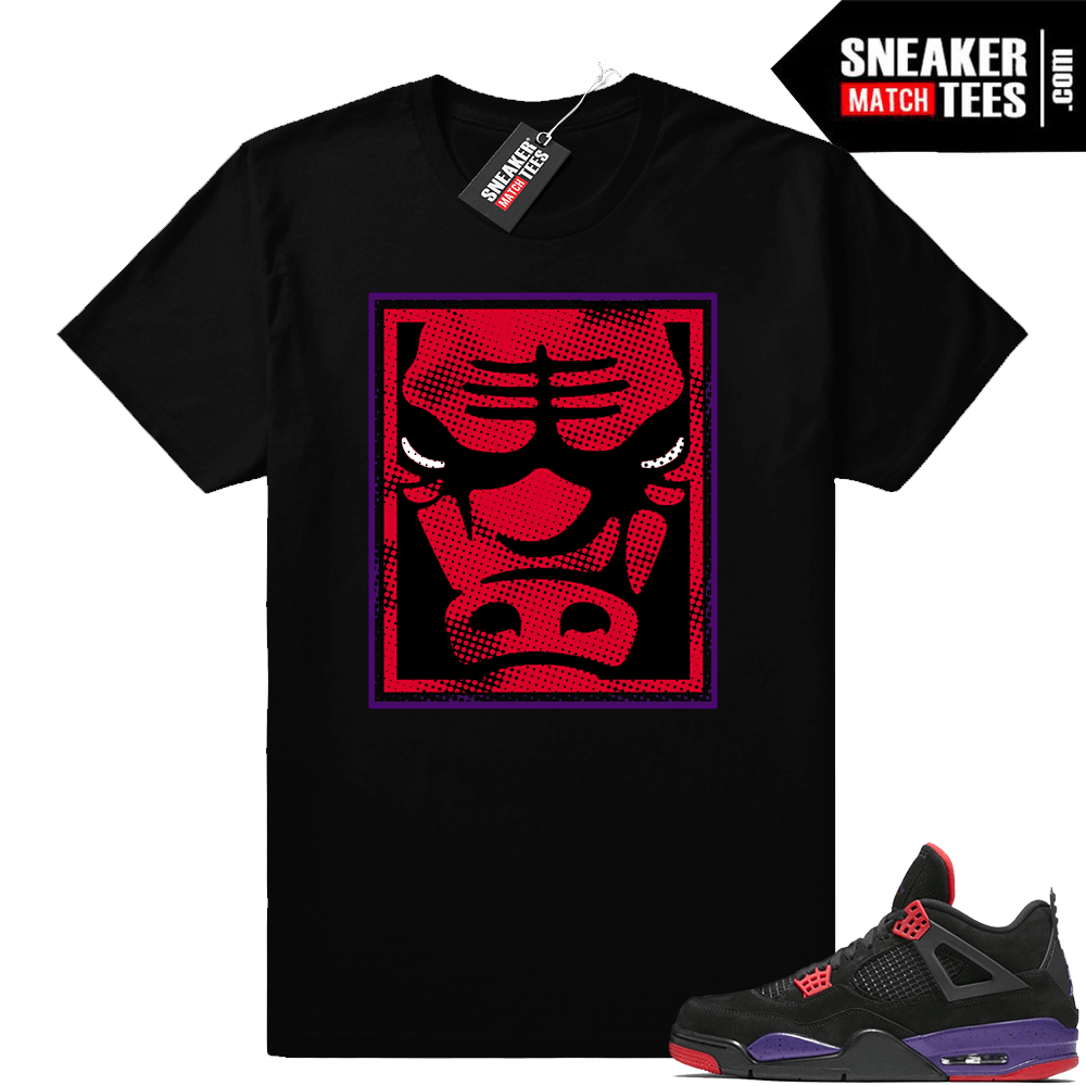 Raptor 4s matching shirt