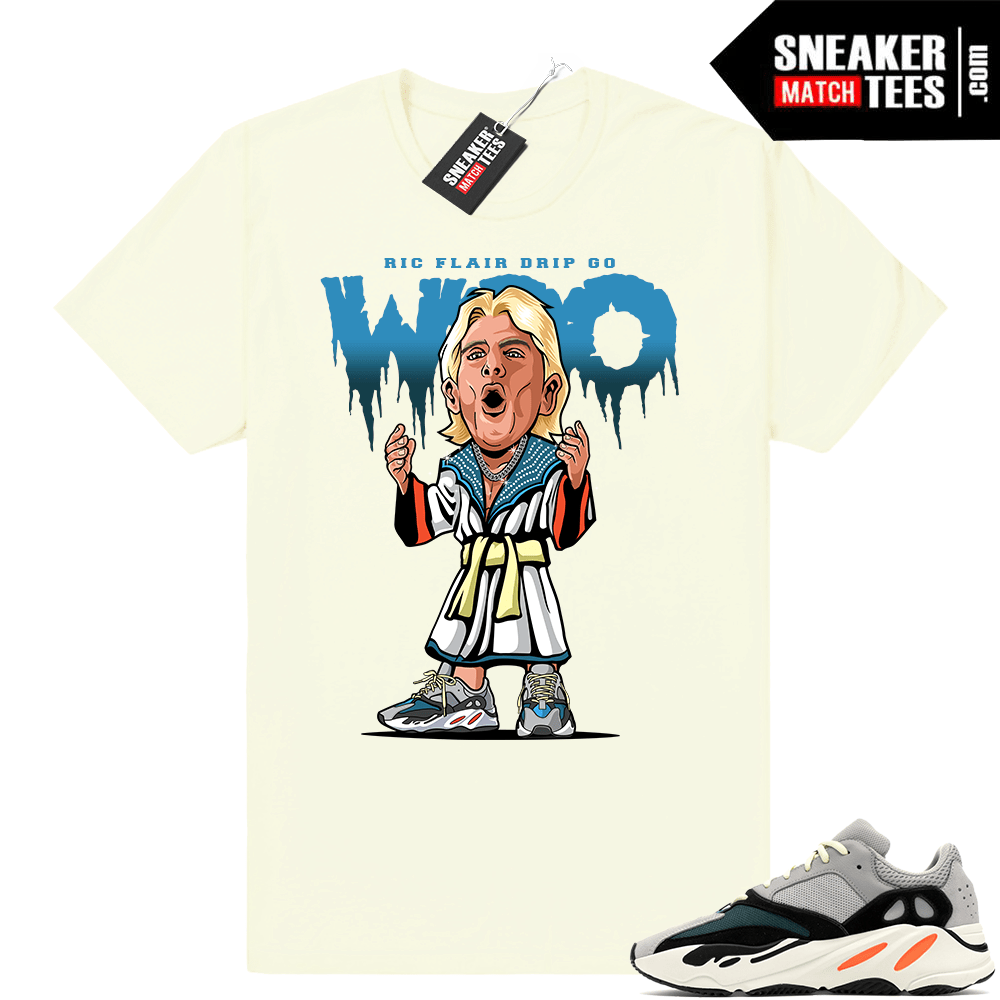 Ric Flair Woo Yeezy Boost 700 Wave Runner shirt
