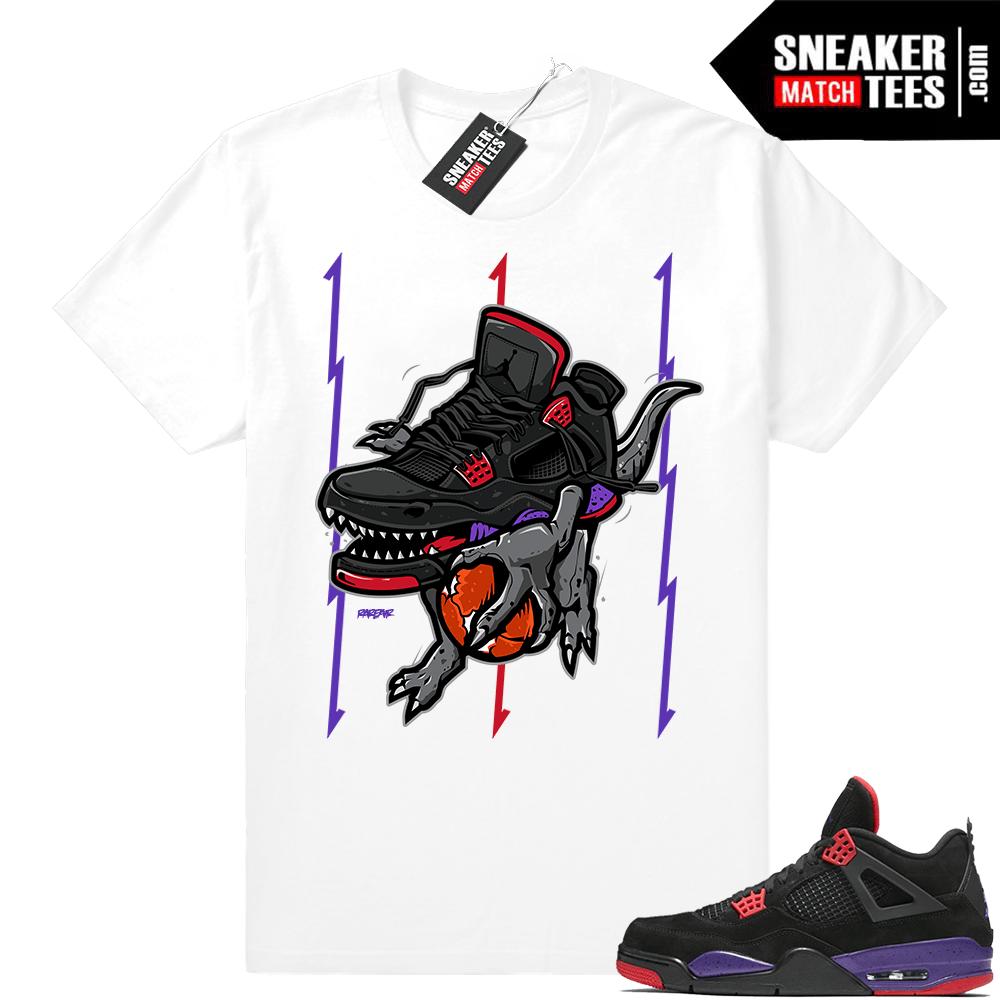 28e21bc8787 Shirts Air Jordan 4 Raptors - Sneaker Match Tees