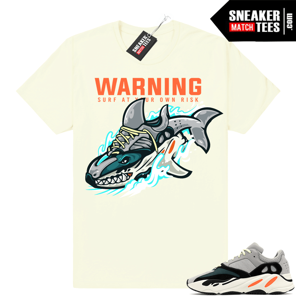 Wave Runner 700 Yeezys shirt match