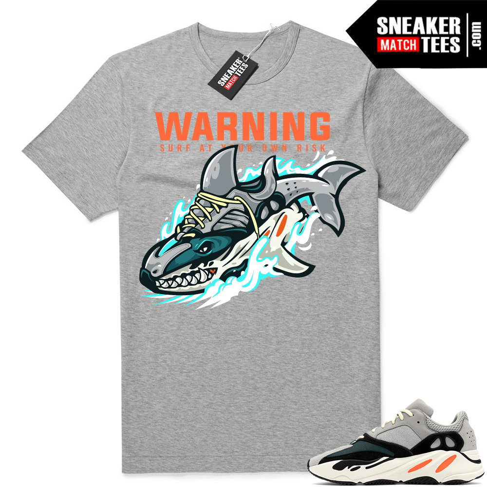 Wave Runner 700 shirt to match