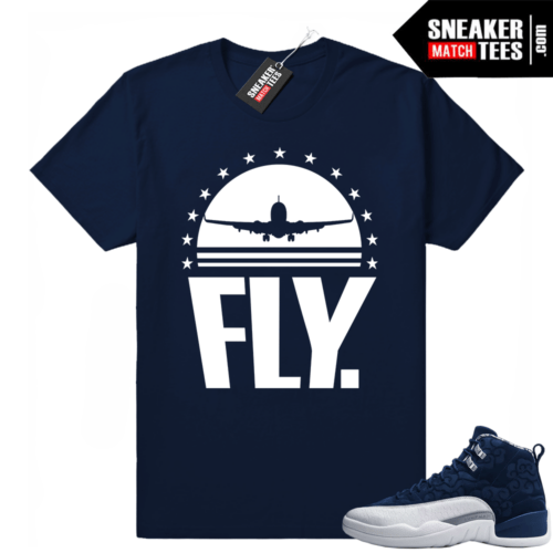 Air Jordan Retro 12 sneaker shirts international Flight