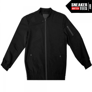 Bomber Jacket Black