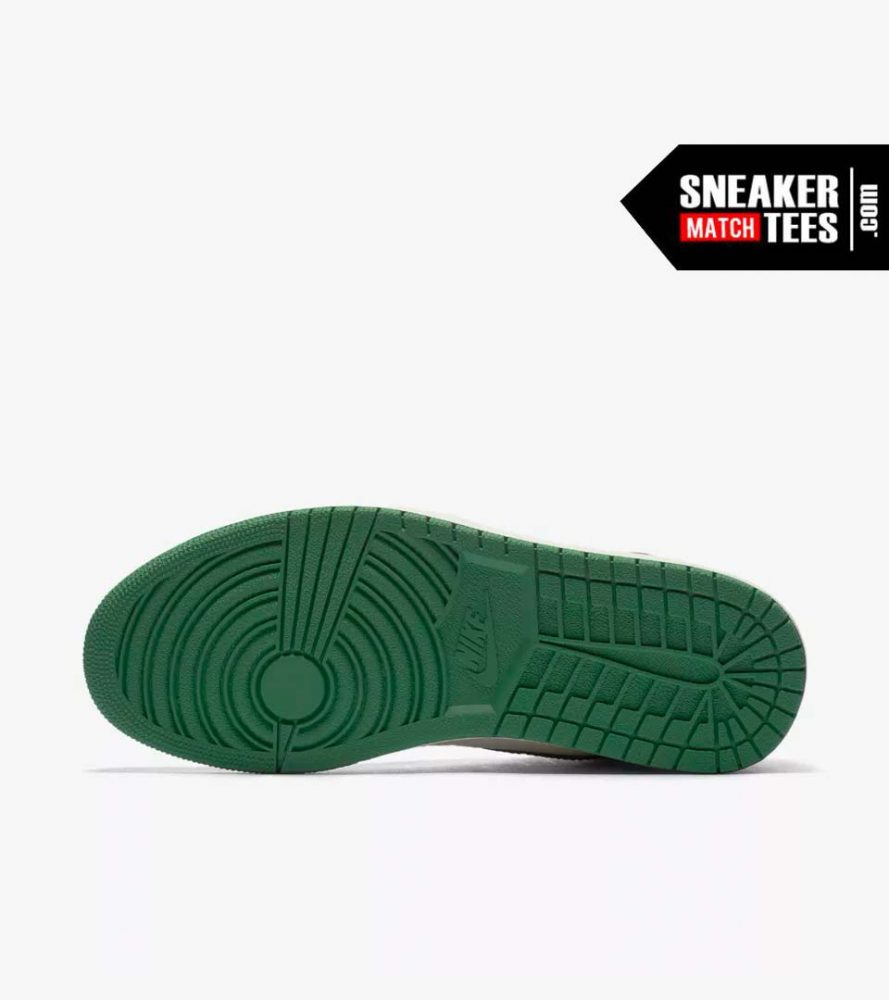 7cefd9f6ca36 AIR JORDAN 1. New Air Jordan 1 Pine Green ...