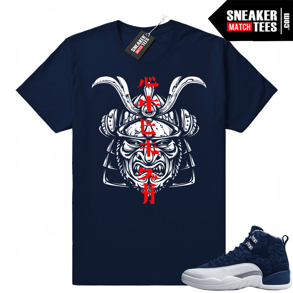 Jordan 12 matching shirts International Flight