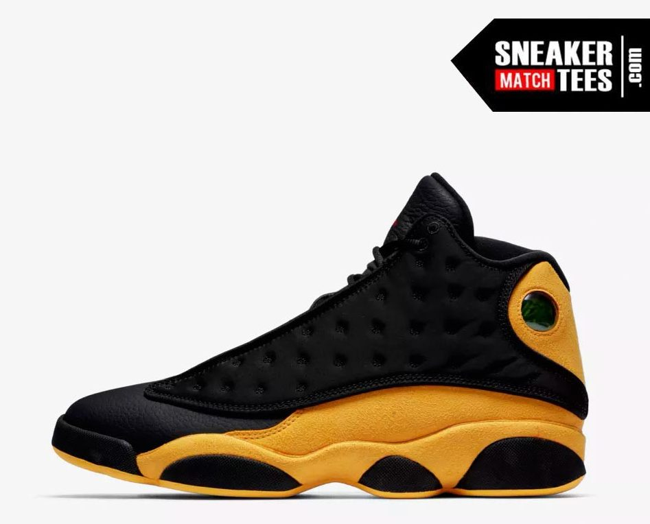 Jordan 13 Melo shirts match sneakers (1)