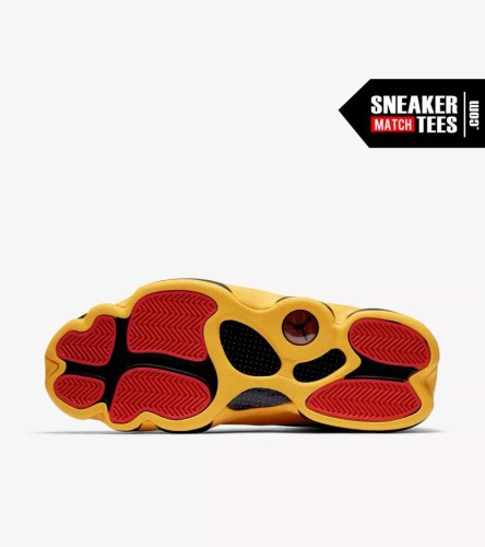 Jordan 13 Melo shirts match sneakers (5)