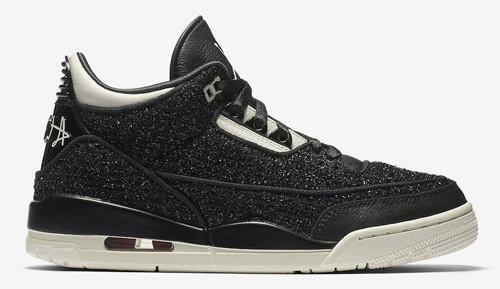 Jordan Release Awok 3s Black