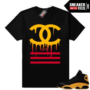 Jordan Retro 13 sneaker tees shirt Melo 13s