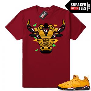 30d12107169 Jordan 7 Low shirts to match Bordeaux 7 + Concord 7 + Taxi 7 sneakers