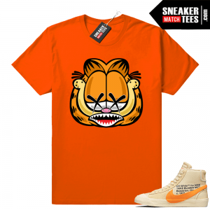 Match Off white Nike Blazer All Hallows Eve sneaker tee