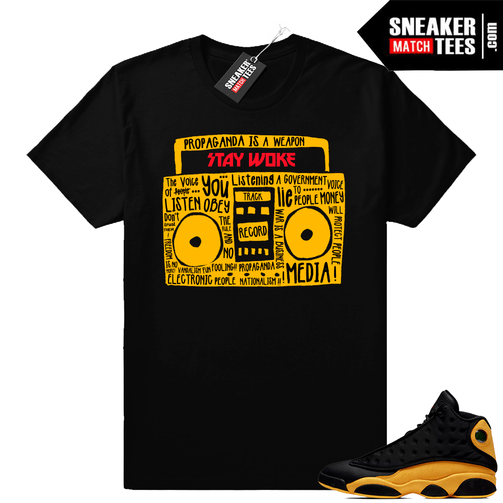 Melo 13 matching shirt sneaker clothing