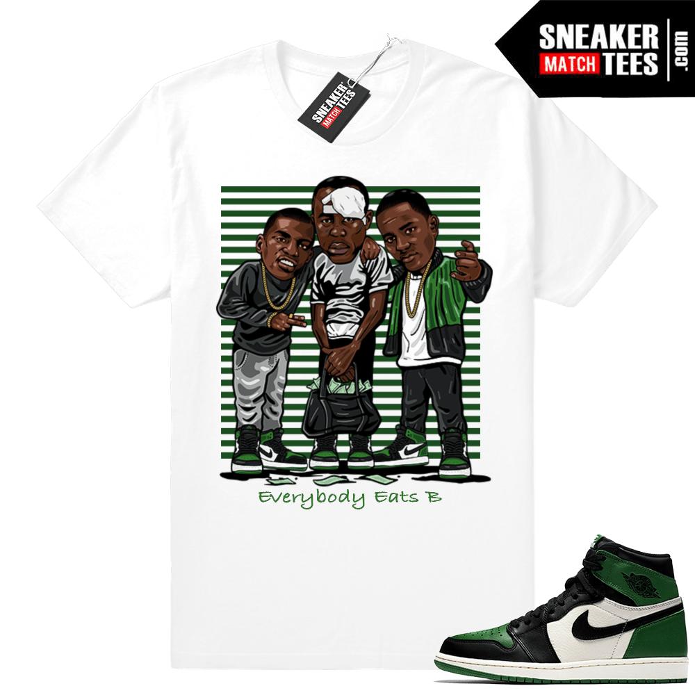 4c374bc6f3e9 Pine Green 1 matching shirt