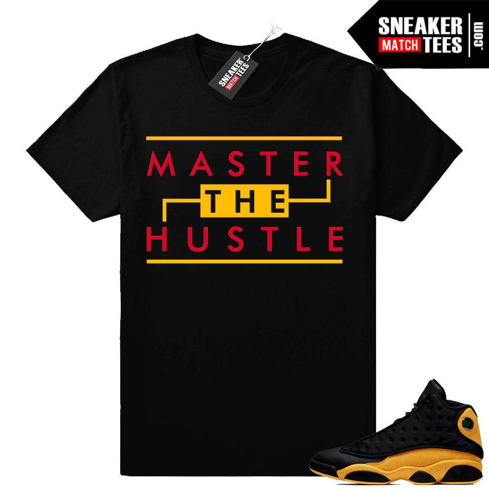 a8106a1826652e Jordan 13 Melo shirts match sneakers