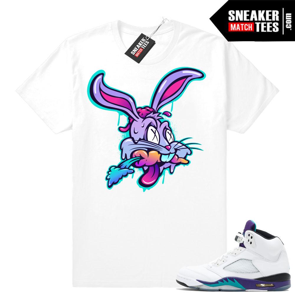 220d3492362 Shirts Match Grape 5s Jordans   Sneaker Match Tees