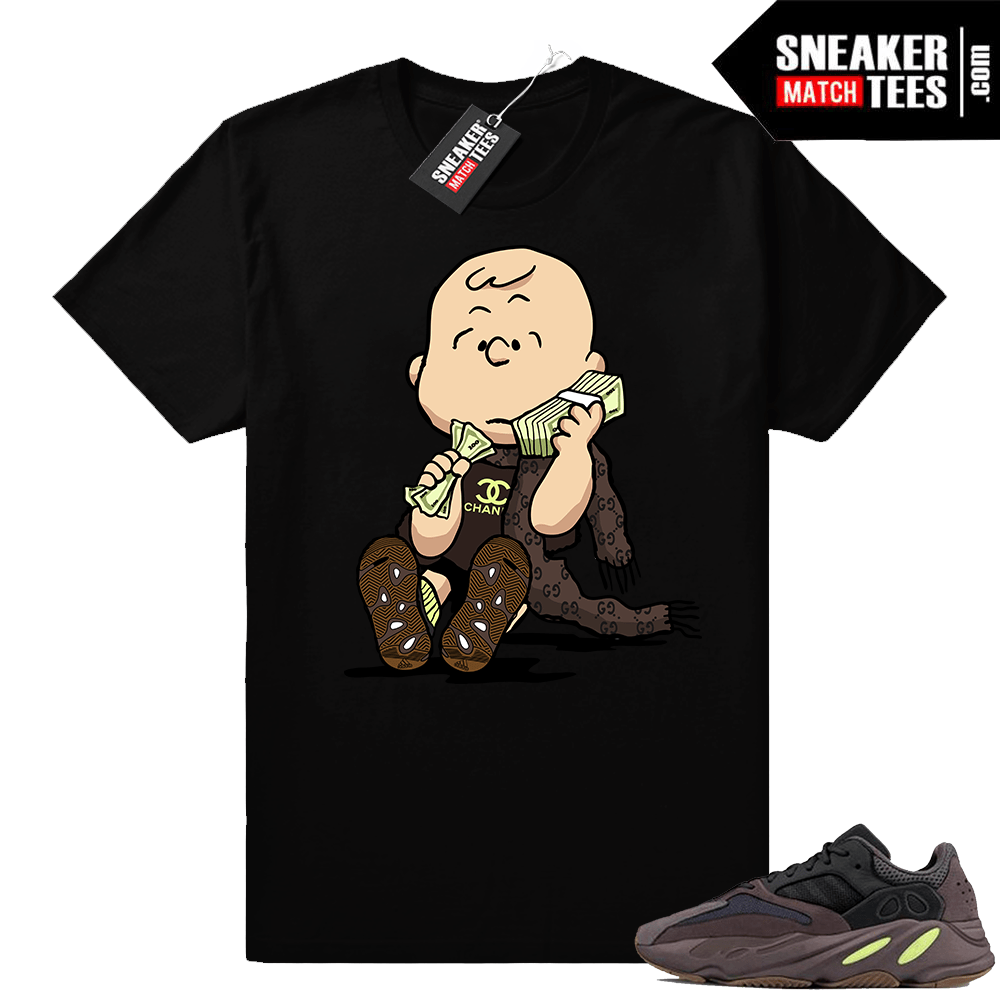 3b1f78a83d569f Charlie Brown wearing Yeezy Mauve 700