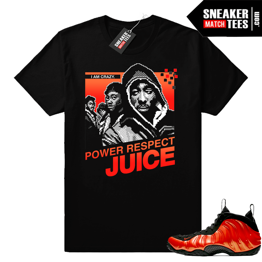 Habanero Foams shirt