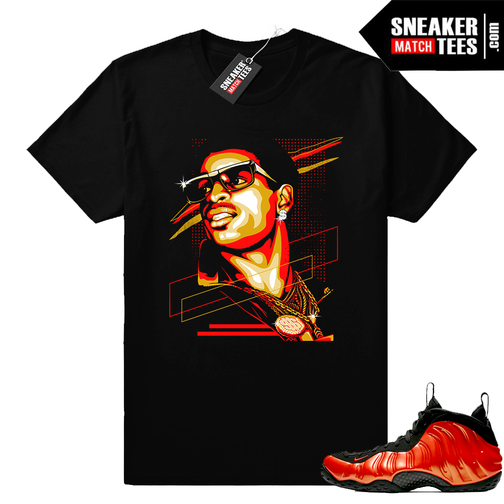 Habanero foams Prime time shirt