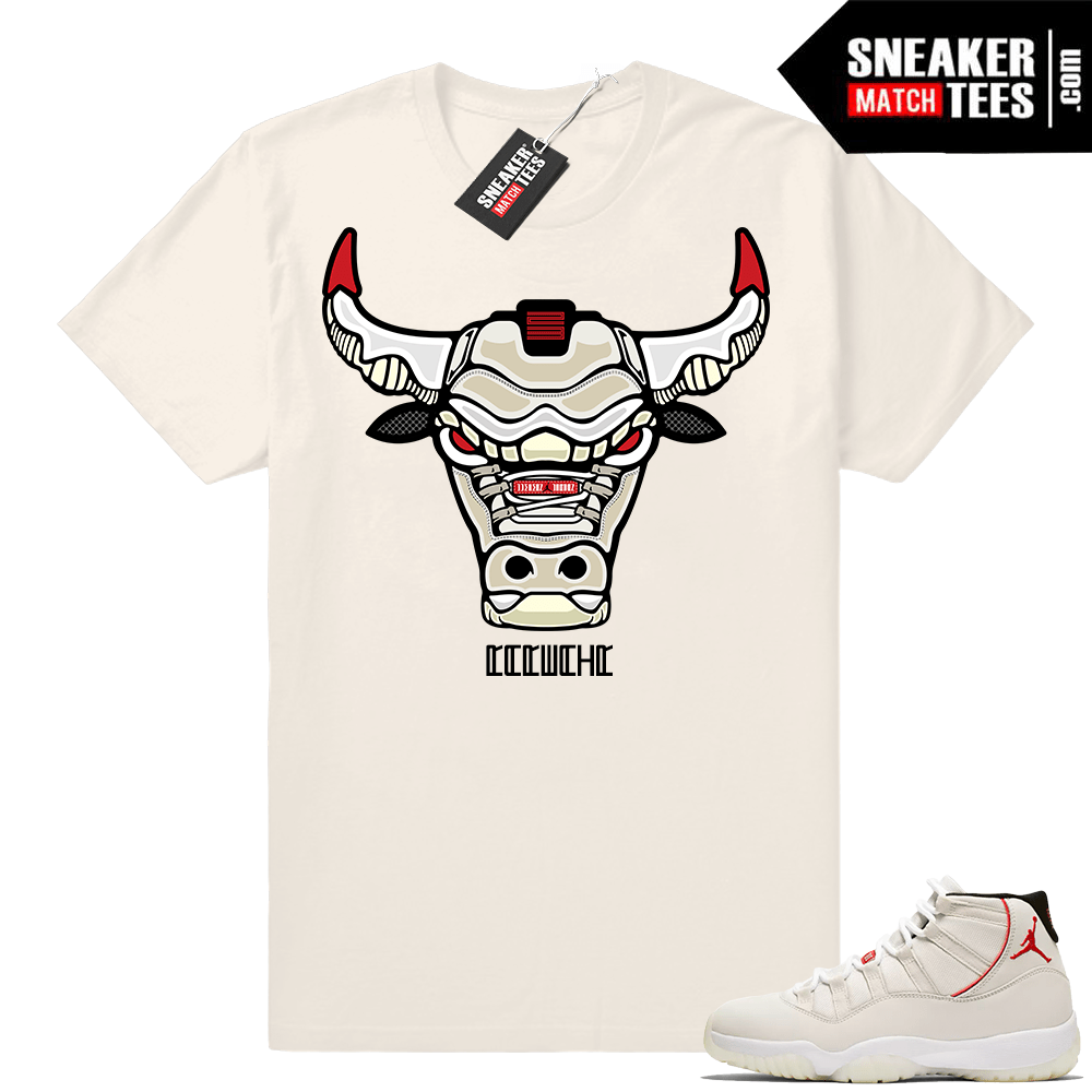 cc5f9ee51a0 Jordan 11 t-shirt Platinum Tint | Jordan shirts and Apparel