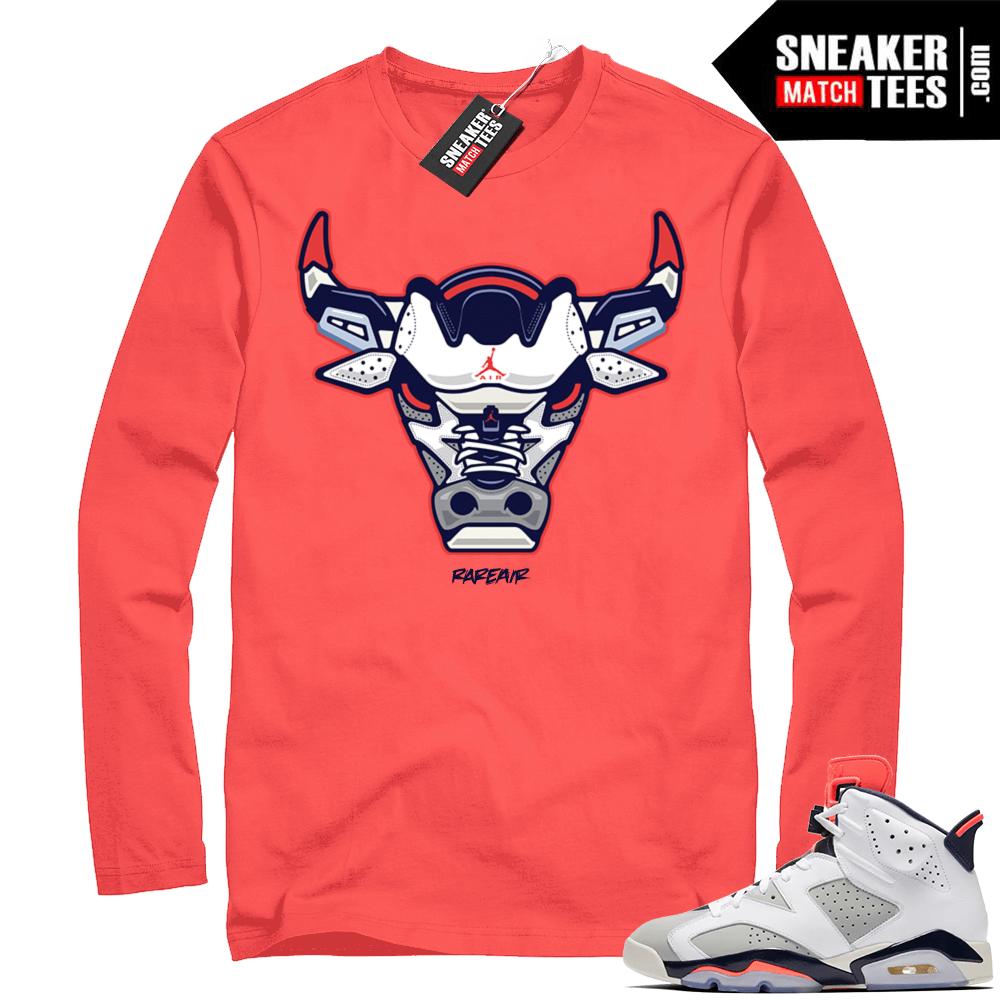 a2ce187e9c3 Jordan 6 Tinker sneaker tee shirt   Sneaker Match Tees