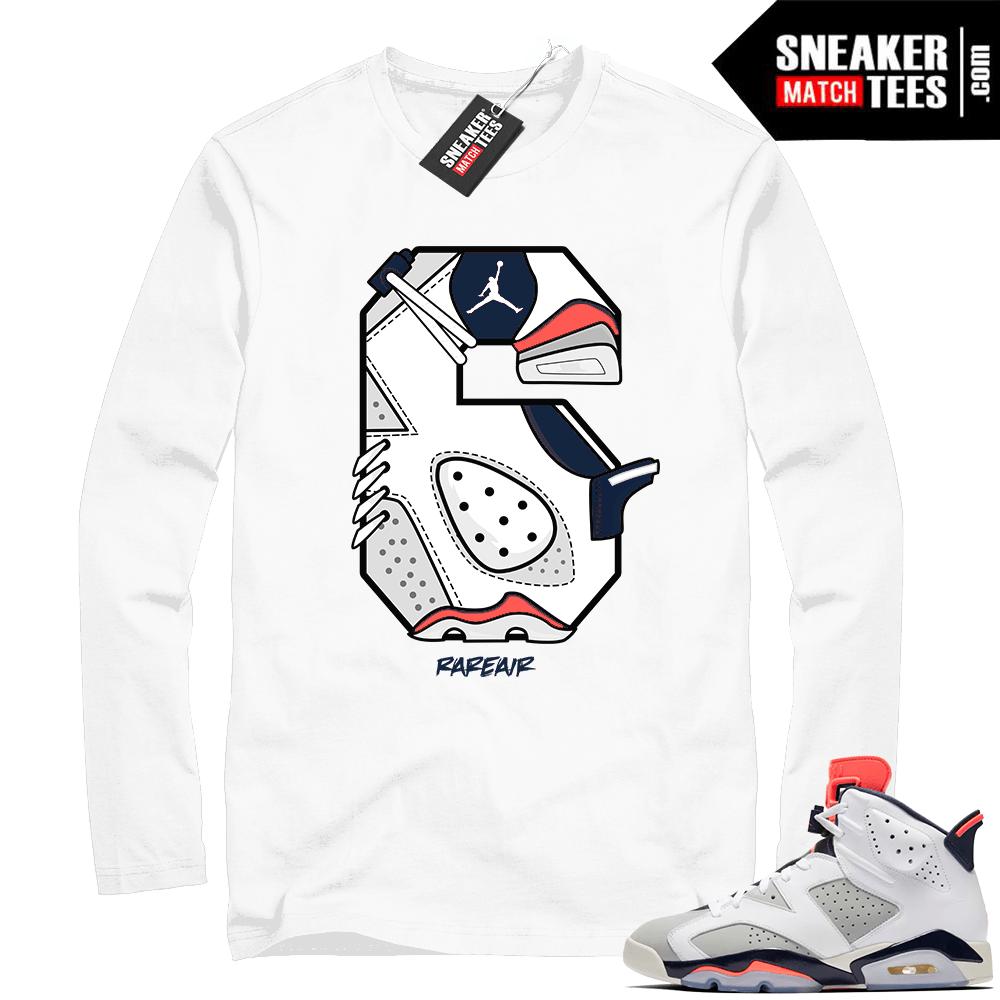 117df6909f8f Jordan 6s sneaker tees