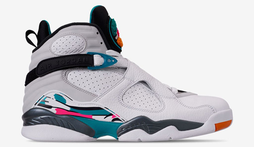 Jordan release dates South Beach Retro 8