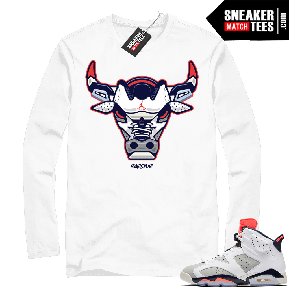 794b14865067 Match Air Jordan 6 shirts Tinker