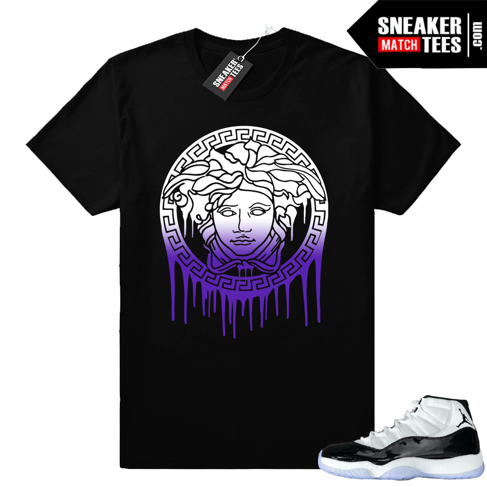 e7ae446c97b Match Jordan 11 Concord 2018 | Jordan shirts and Apparel