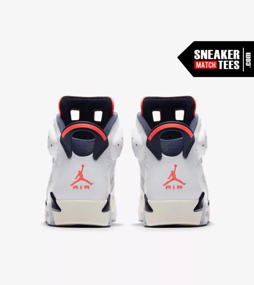 3a18252561c Jordan Retro 6 Tinker shirts match sneakers | Sneaker Match Tees Shop
