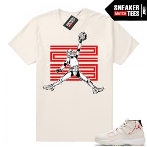 new product e4104 26748 Storm Trooper Jumpman Jordan 11