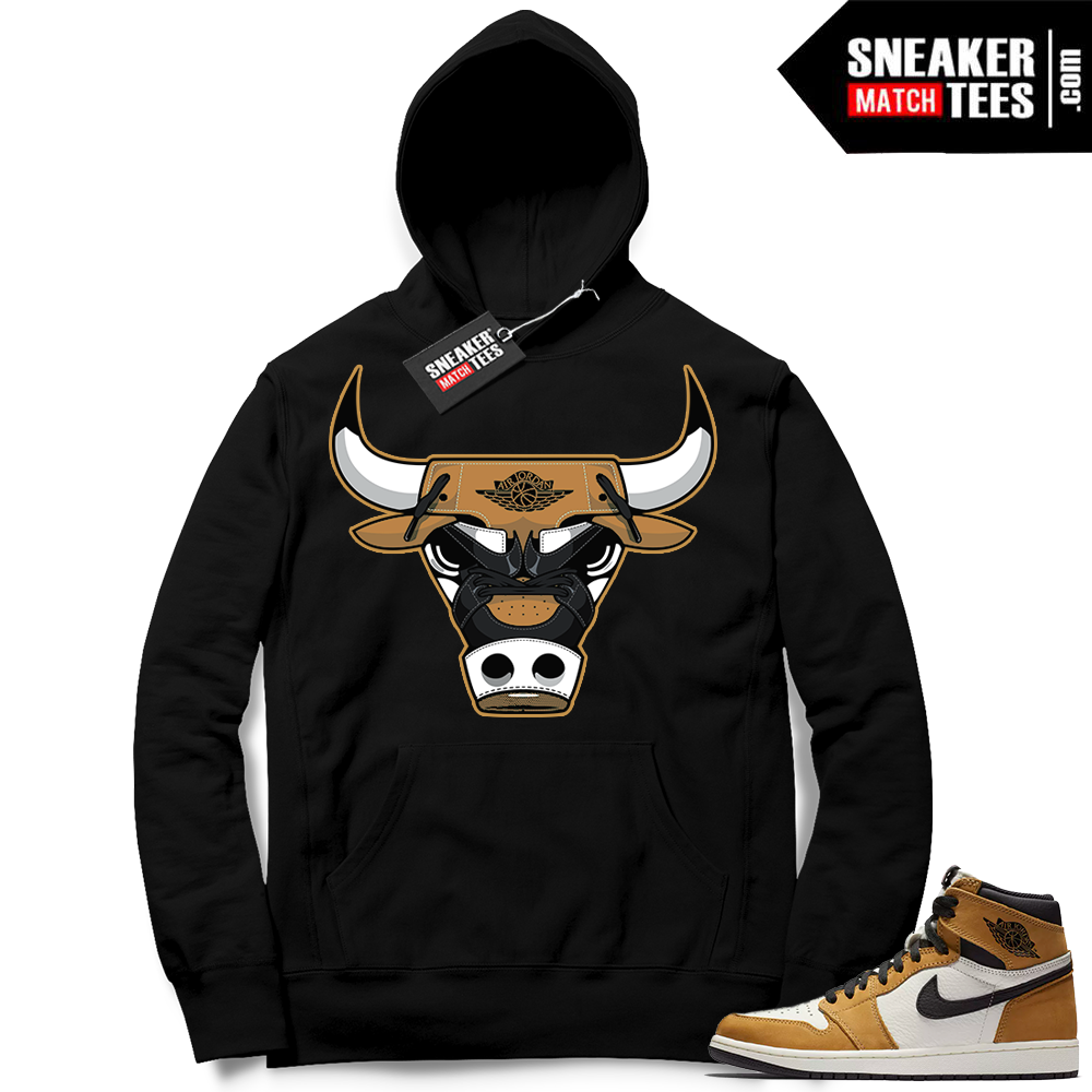 3df50d8f375 Air Jordan 1 hoodies Rookie of the Year