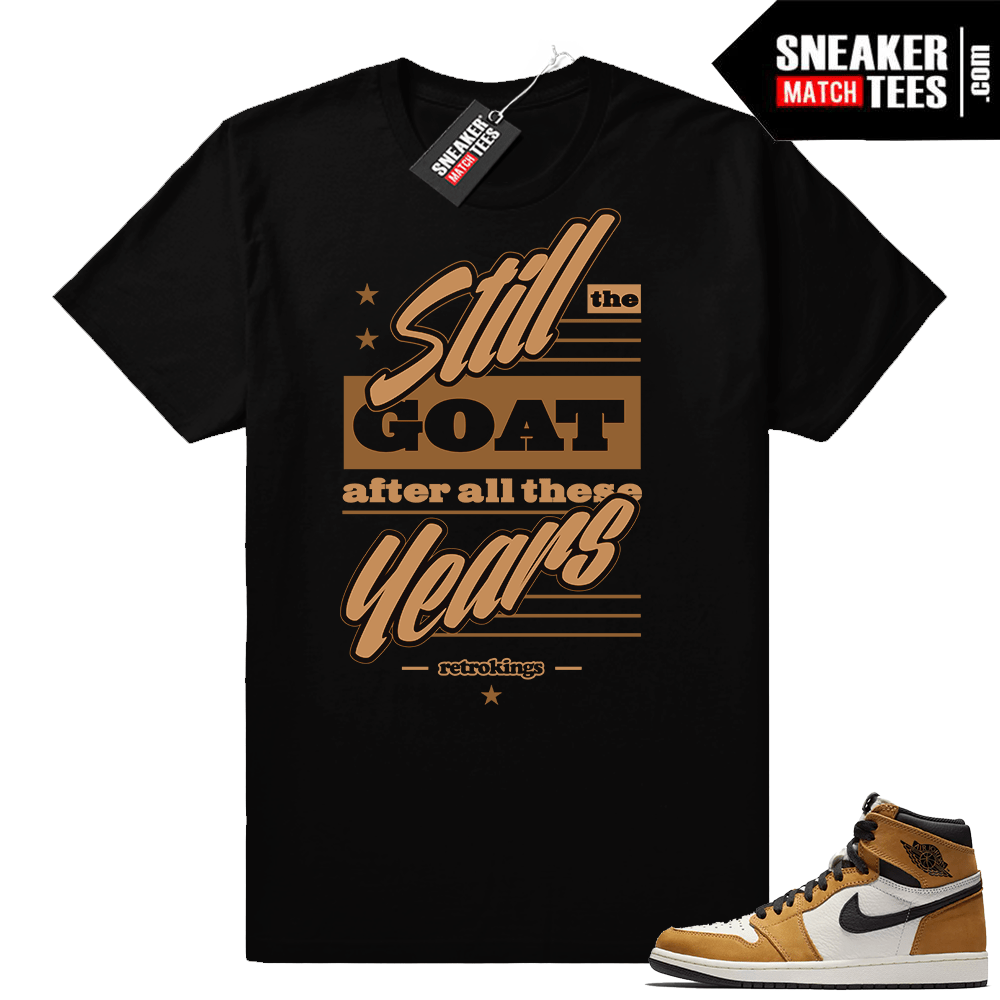 b4f19dee82c Jordan 1 Rookie of the Year shirt match | Jordan shirts and Apparel