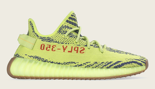 Yeezy Release dates Frozen Yellow 350