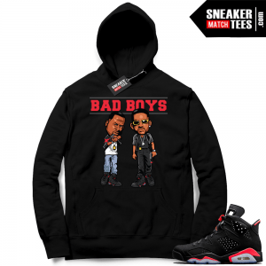 0cdb44770026 Bad Boys for Life Infrared 6 Hoodie