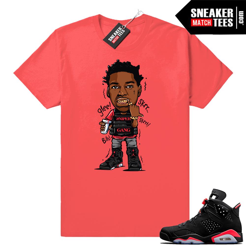 Infrared Air Jordan Shirts Jordan Sneaker Clothing