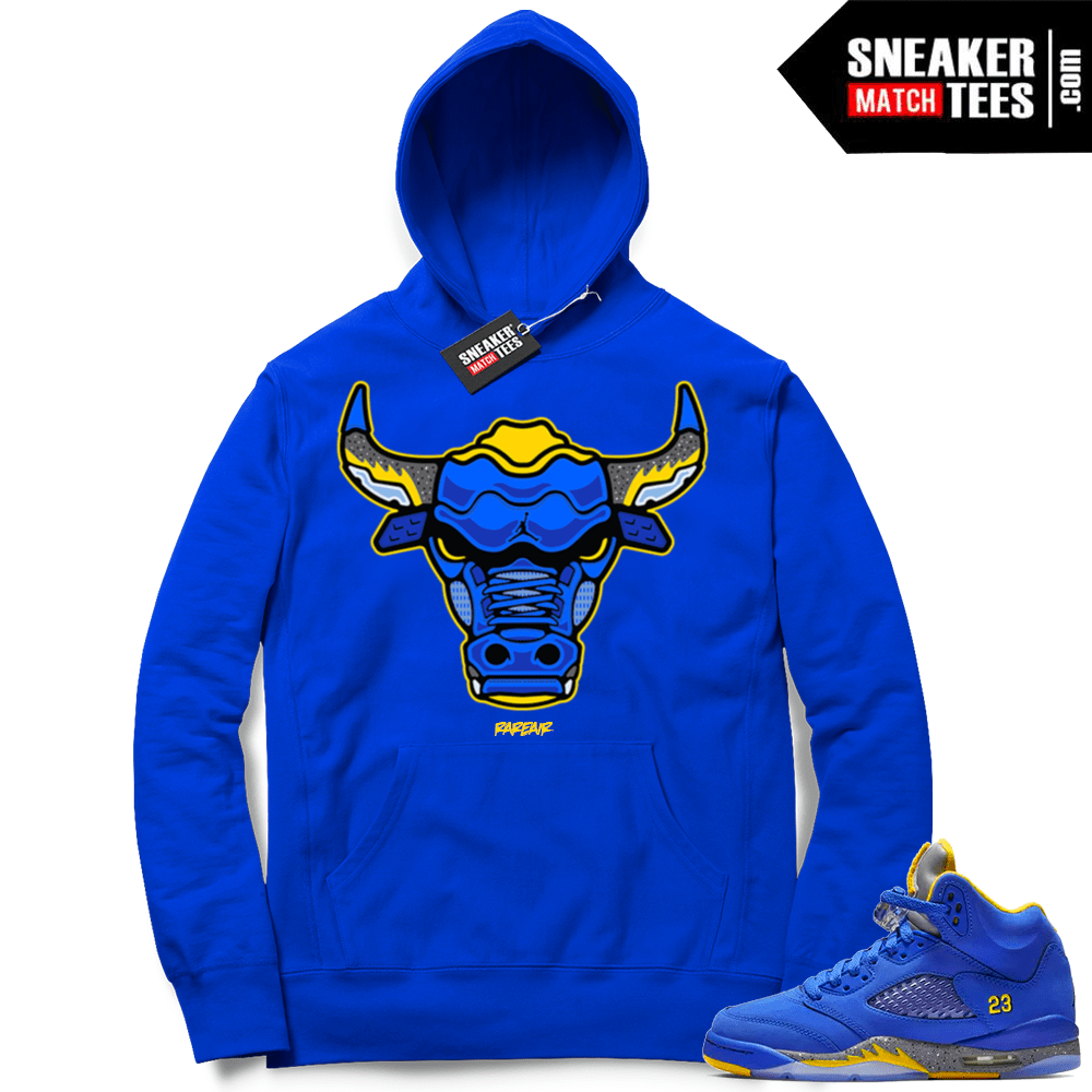 05420a56774 Royal Laney 5 Jordan Hoodie match | Jordan Sneaker Clothing