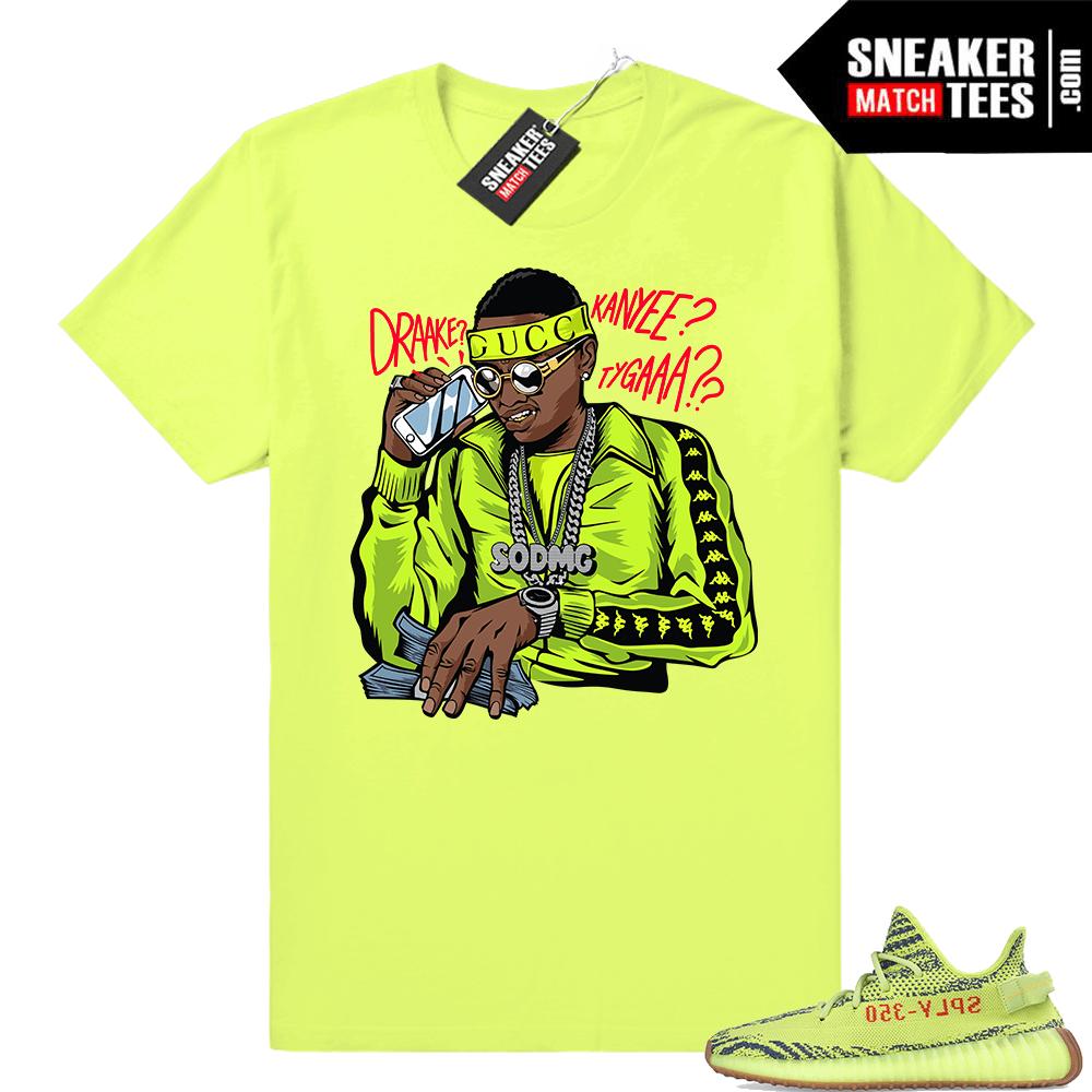 815024b832e27 Soulja Boy Tyga shirt - Sneaker Match Tees