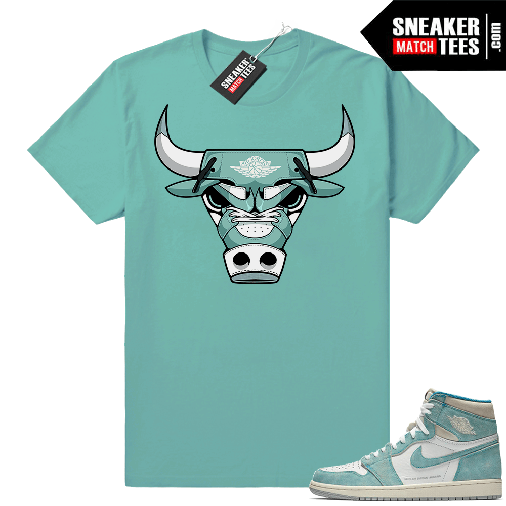 18198166d3f Air Jordan 1 Turbo Green shirts