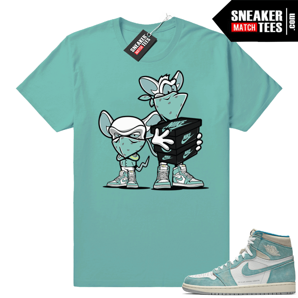 f1f145e9d9a Jordan 1 Turbo green matching shirts | Jordan shirts and Apparel