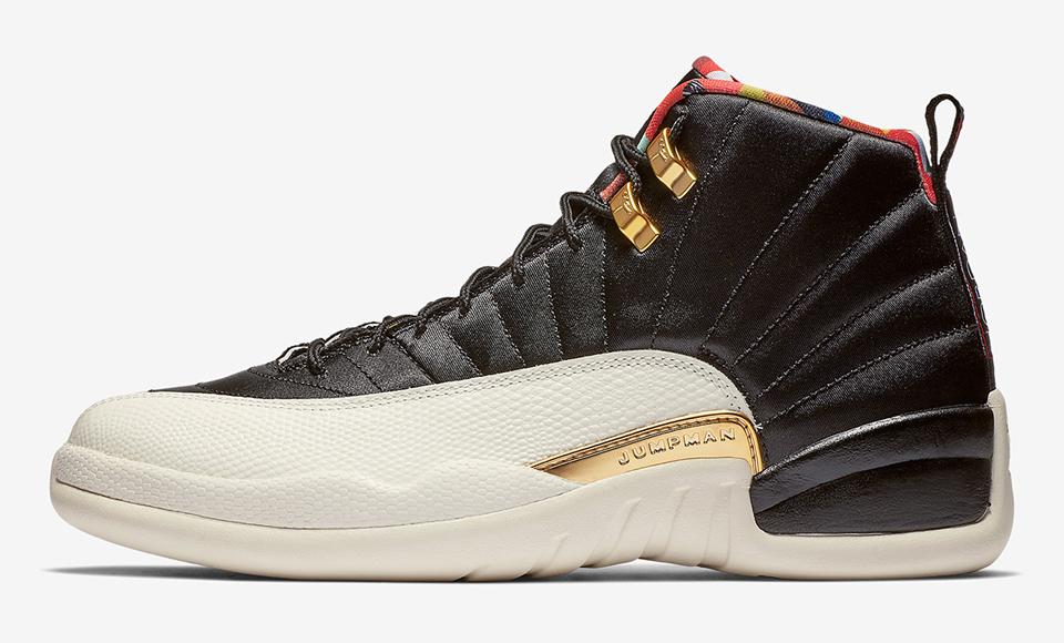 """12e50180fa3 Jordan 12 """"Chinese New Year"""". New Jordan Release Dates"""