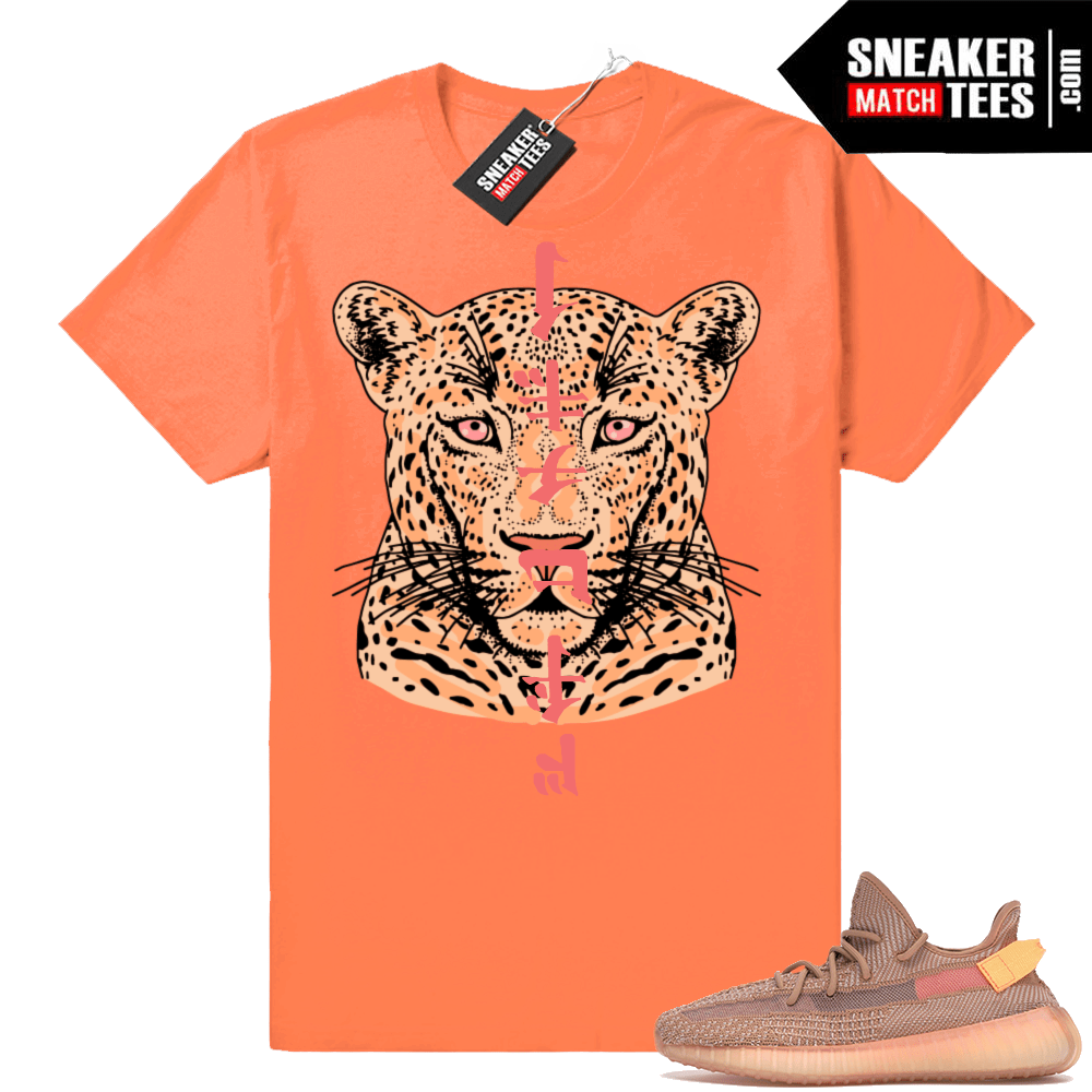Clay 350 Yeezy Boost shirts
