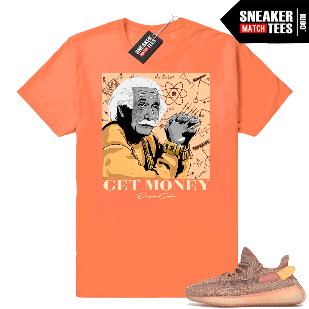 Clay Yeezy Boost 350 V2 sneaker tees