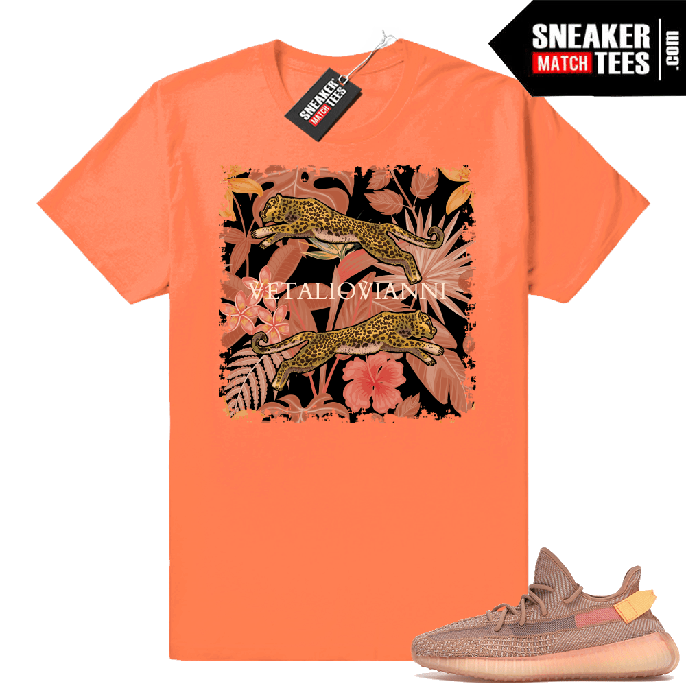 Shirts Match Yeezy boost 350 Clay