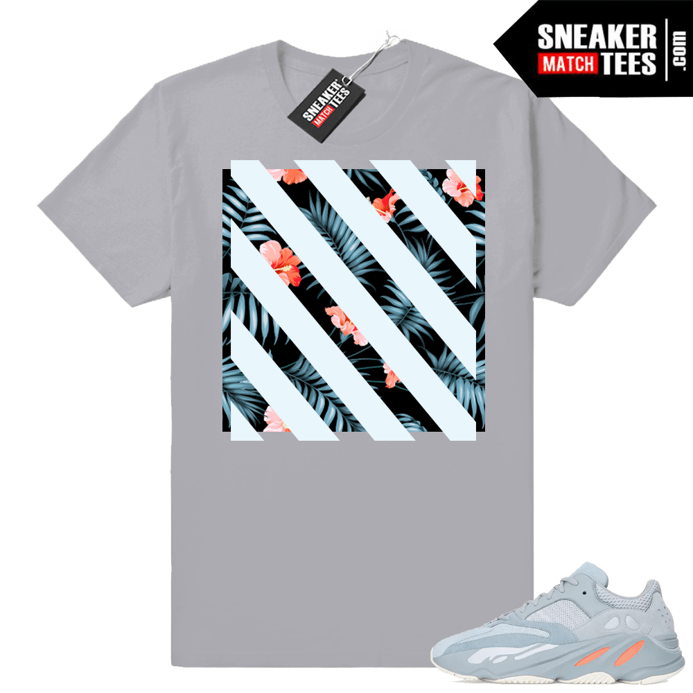 Shirts match sneakers Inertia 700 yeezy