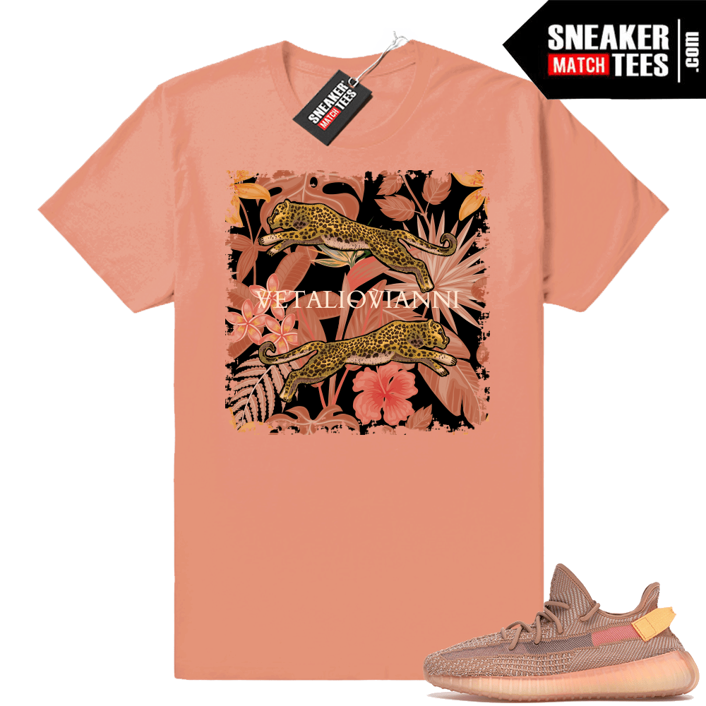 Shirts to match Yeezy boost 350 Clay