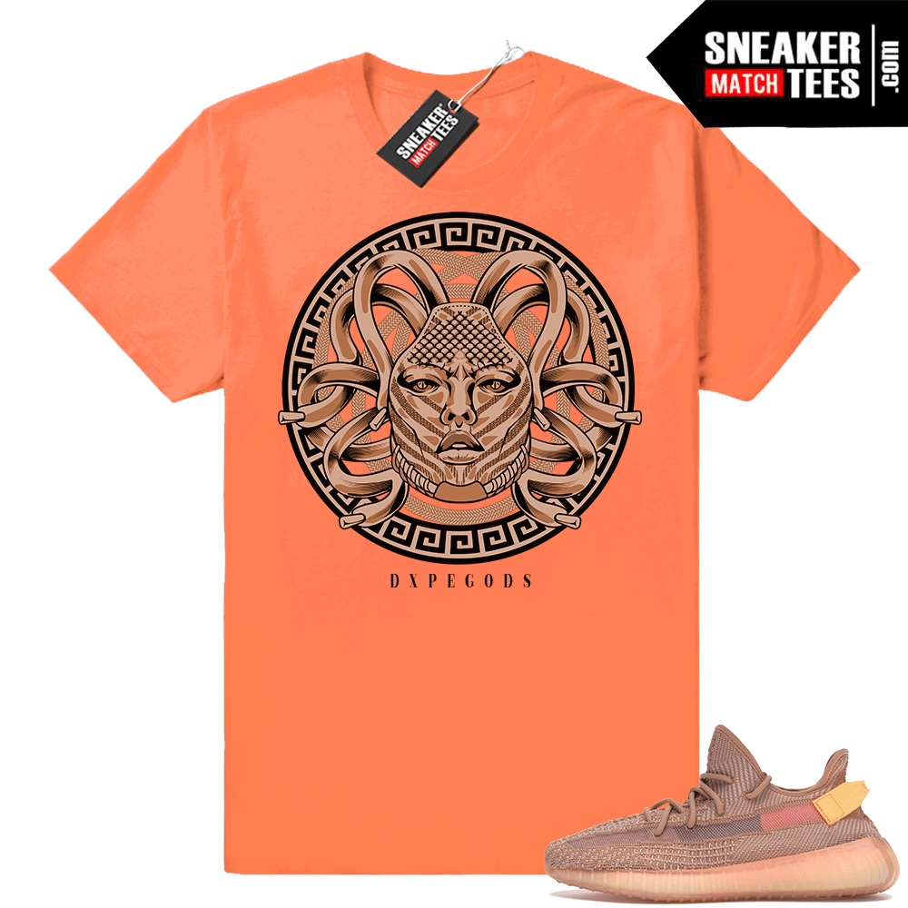 Sneaker tees to match Yeezys
