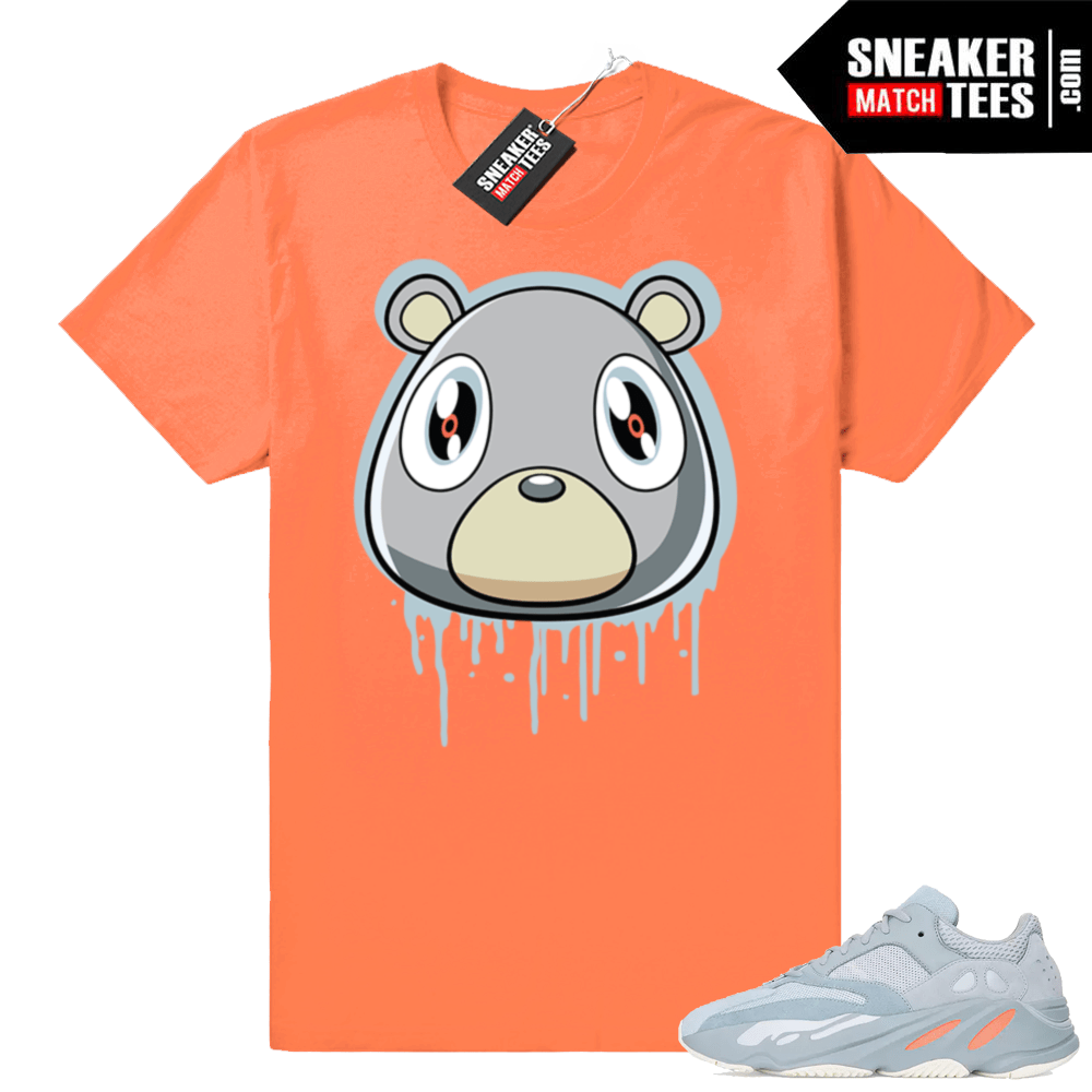 Yeezy Bear shirt Inertia 700 tee match