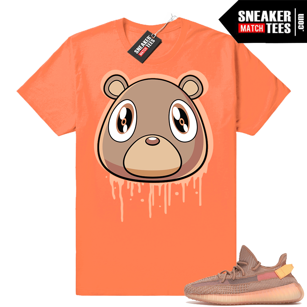 f8dbc4f7 Yeezy Boost 350 Clay shirt match sneakers | Yeezy Match Clothing Shop