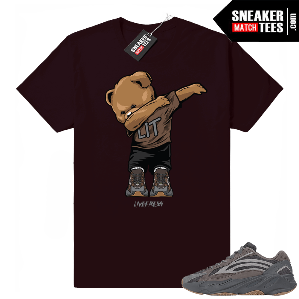 233bc256 Yeezy Boost 700 Geode sneaker match tees   Yeezy Match Clothing Shop