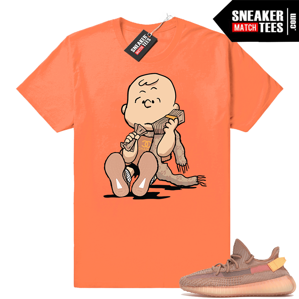 Yeezy Clay 350 Graphic t-shirt